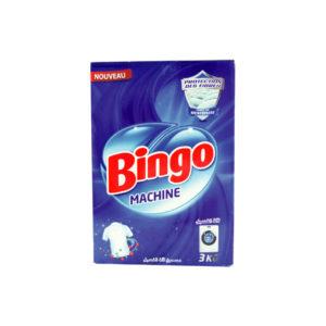 Lessive machine BINGO