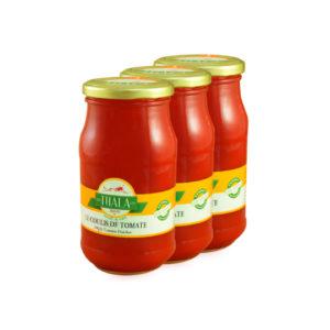 Coulis de tomate THALA