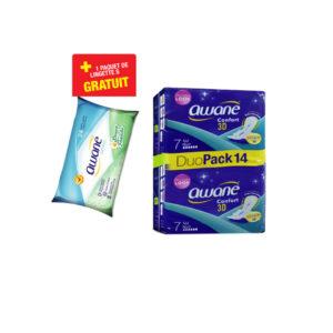 Pack confort Awane