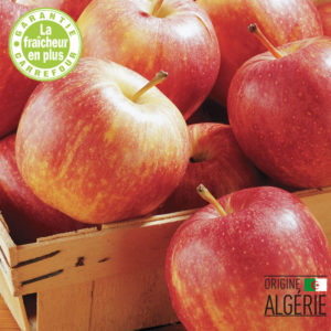 Pomme Red locale