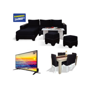 Pack de meubles +TV