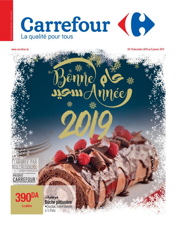 Accueil Carrefour Algérie