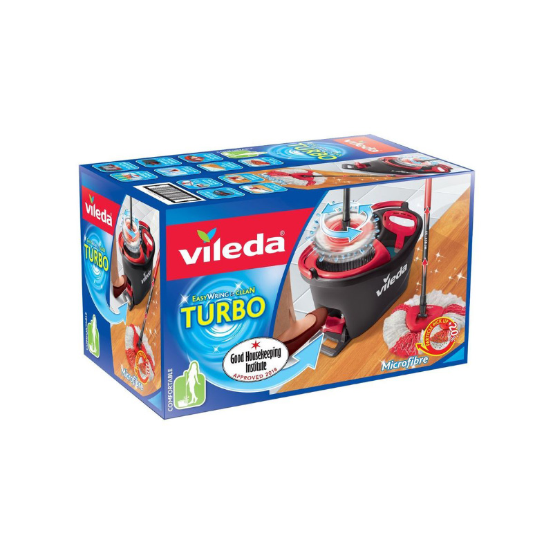Set Vileda Easy Wring & Clean Turbo