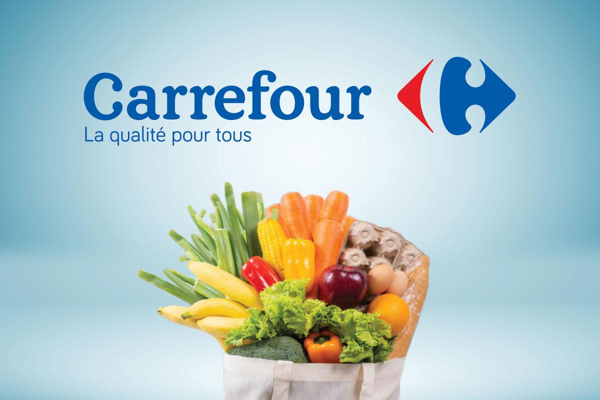 Accueil Carrefour Algerie