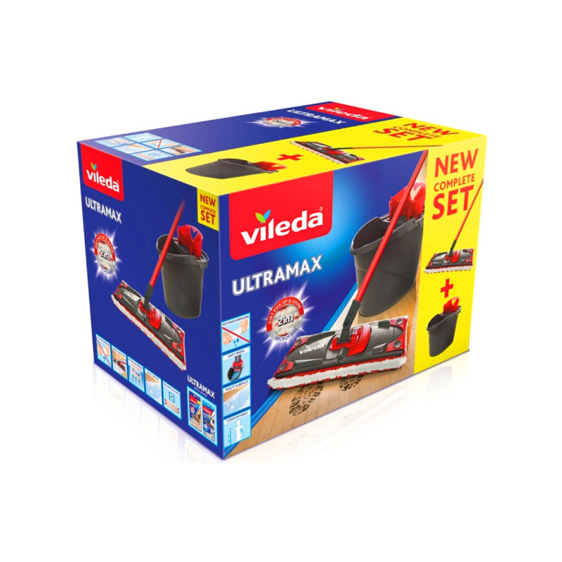 Ultramax Set Box Vileda