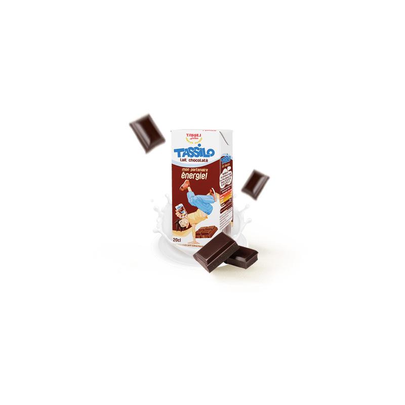Lait chocolaté TASSILO