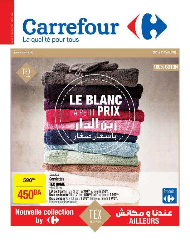 Catalogue Le Blanc à Petit Prix