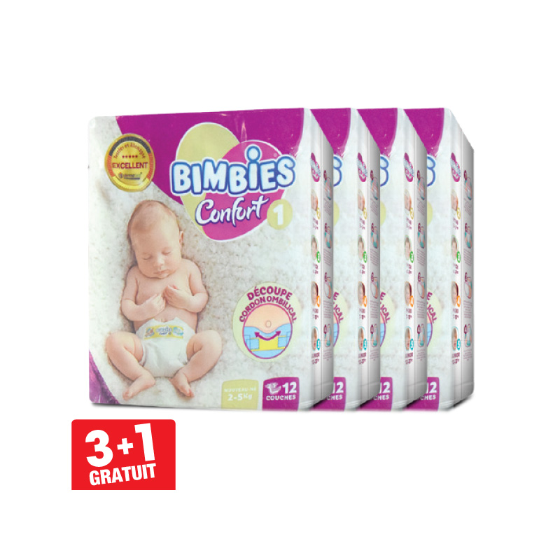 Couches bébé BIMBIES