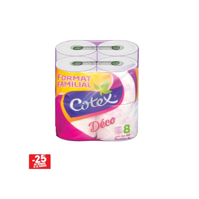 Papier hygiénique COTEX