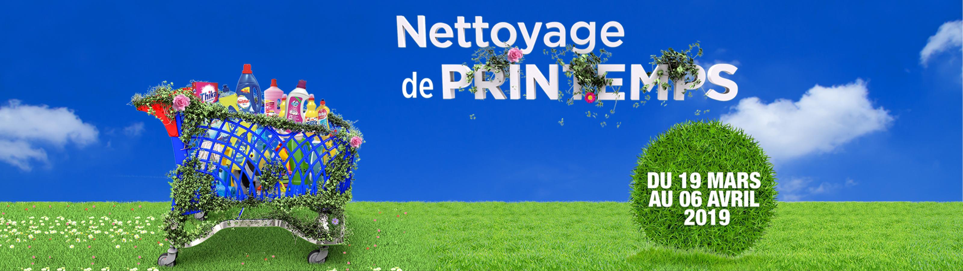 catalogue nettoyage