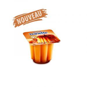Flan Caramel Danette