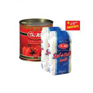 Double concentré de tomate THIKA