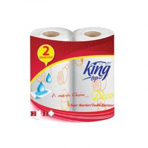 Essuie-tout imprimé KING TOP