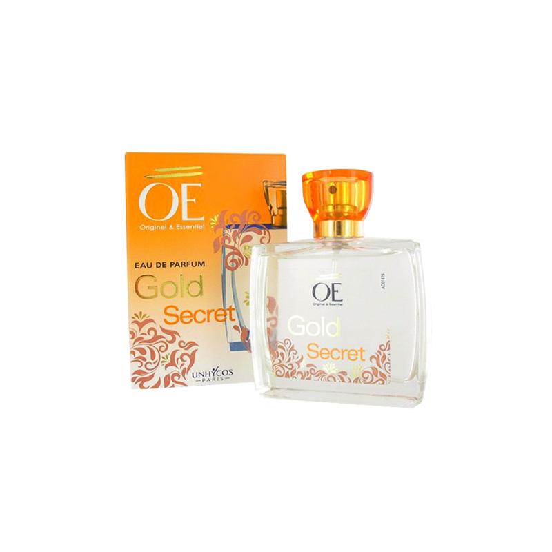 Eau de parfum Gold secret OE