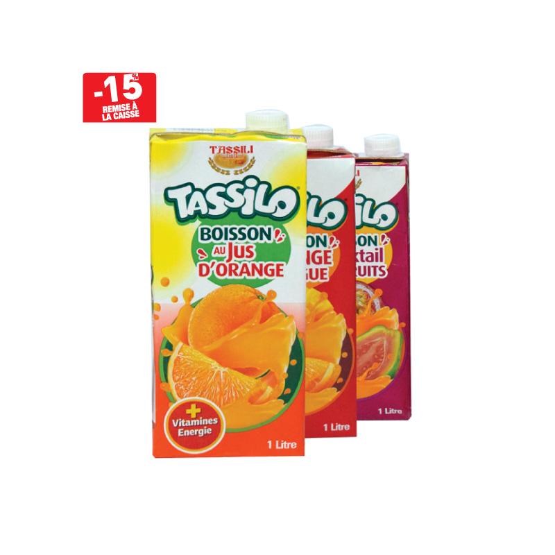 Jus d'orange TASSILO