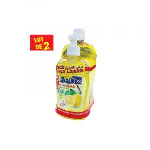 Pack savon liquide VIVACOS