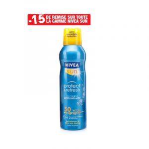 Aérosol Protect & Refresh SPF 50 NIVEA SUN