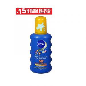 Spray Protecteur Coloré pour Enfants NIVEA SUN