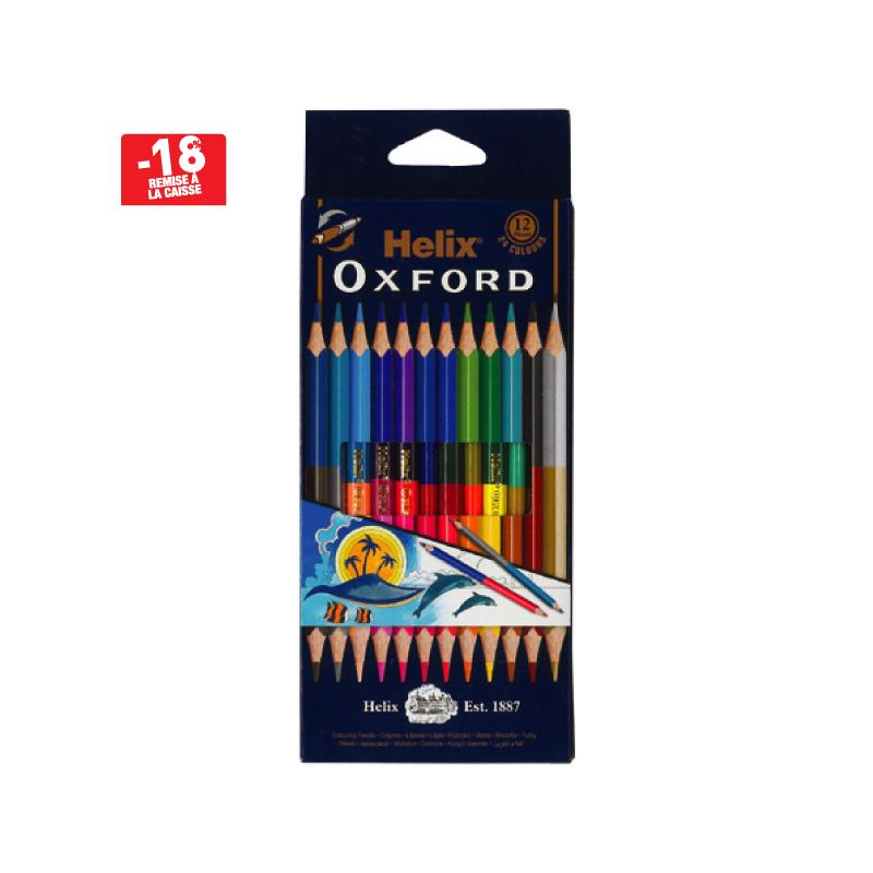 Crayons de couleur HELIX