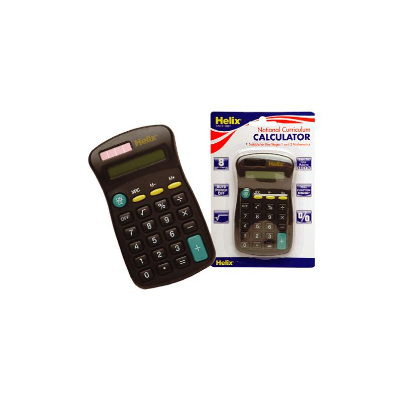 Calculatrice scolaire TECHNO