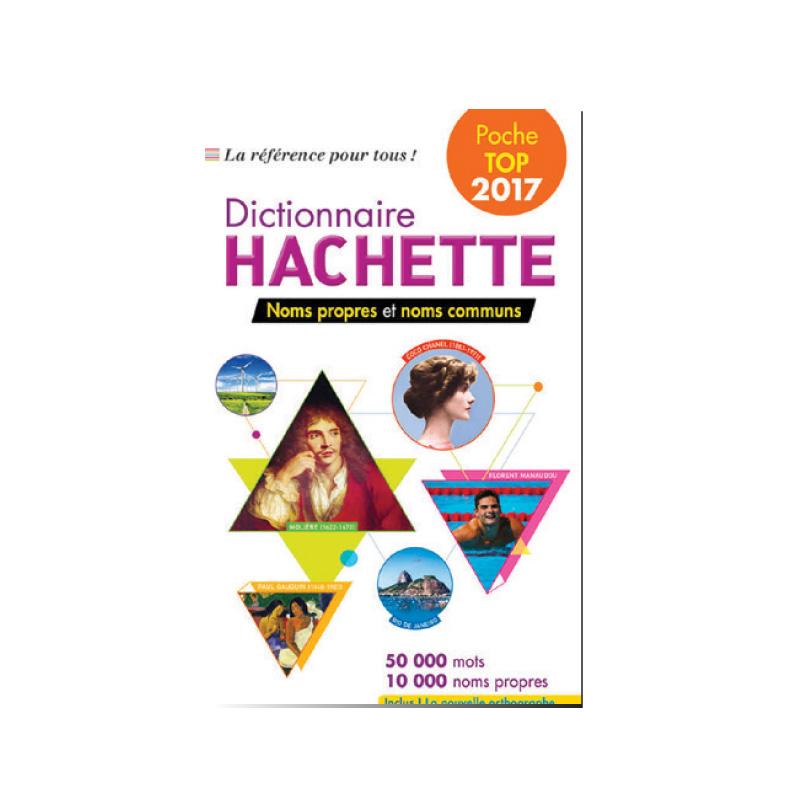Dictionnaire HACHETTE