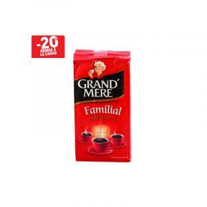 Café moulu GRAND MÈRE