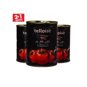 Double concentré de tomate TELLOISE