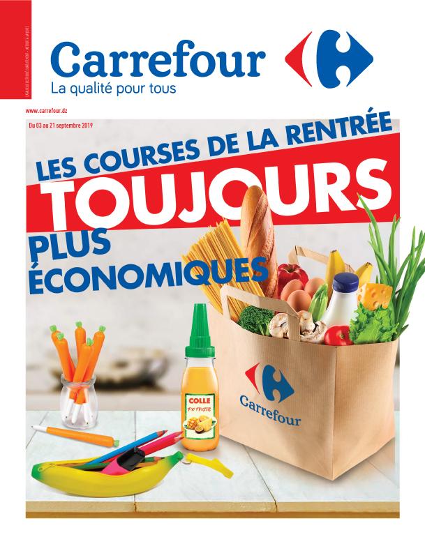 Catalogue RENTRÉE PLUS ÉCONOMIQUE