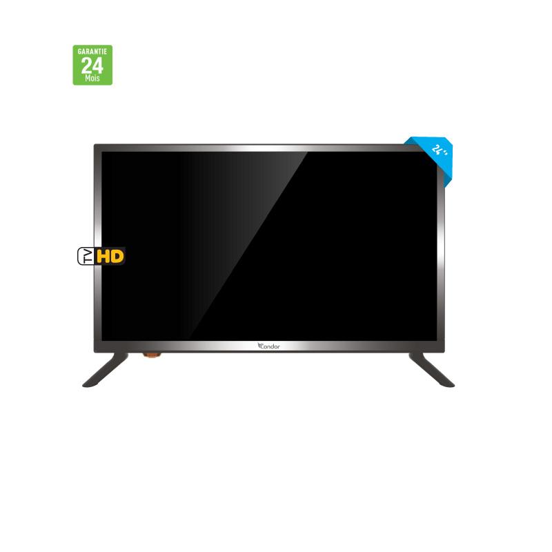 """TV LED 24"""" HD CONDOR"""