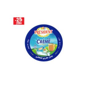 Fromage à la crème PRÉSIDENT