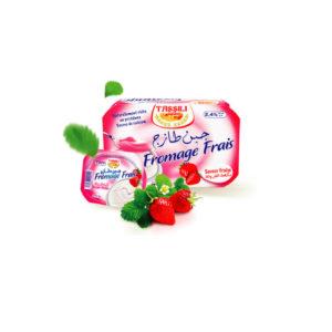 Fromage frais fraise TASSILI