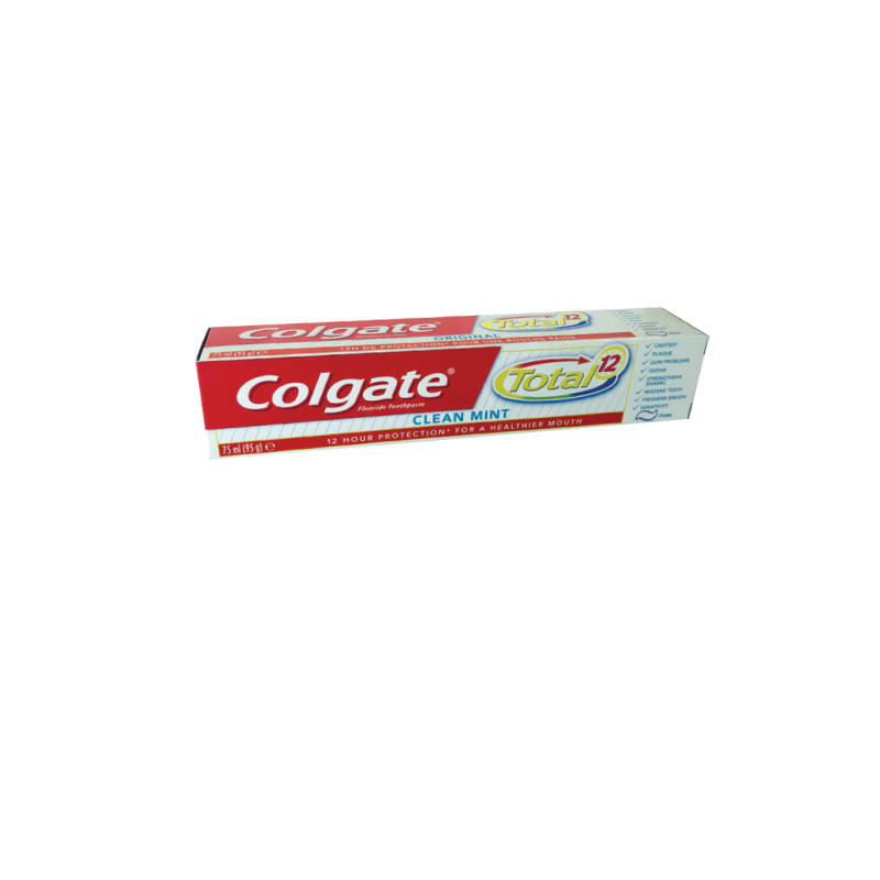 Dentifrice Total clean mint COLGATE