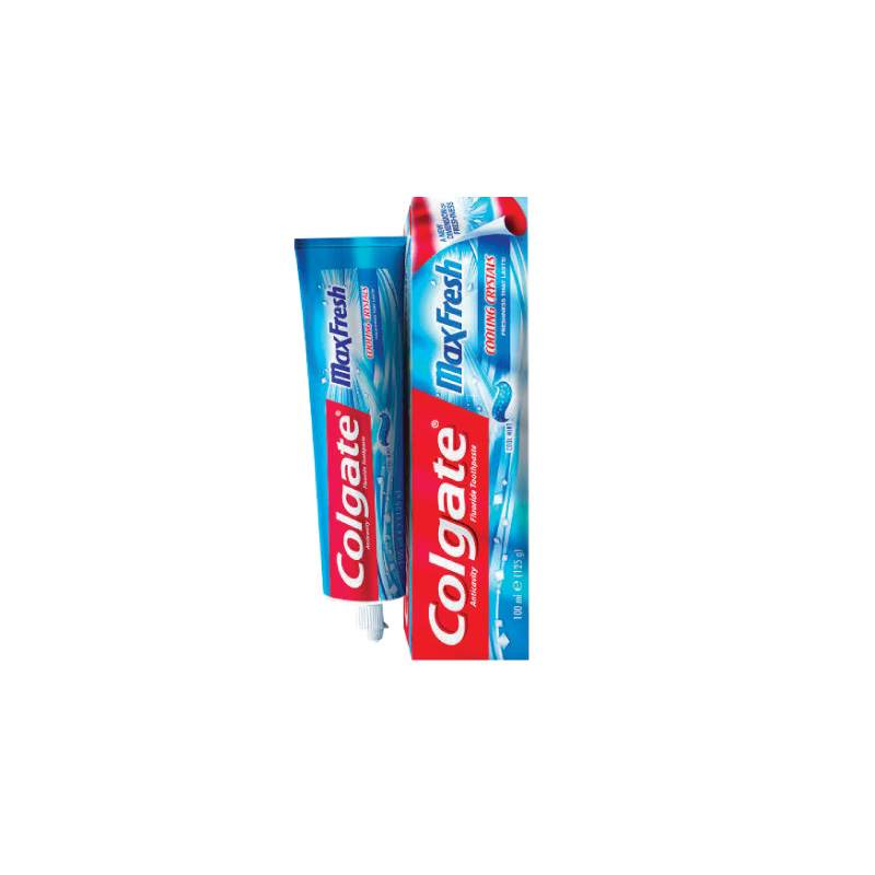 Dentifrice MAX FRESH COLGATE