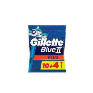 Rasoir jetables Blue II Plus GILETTE