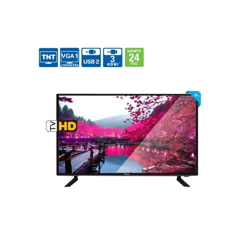 "TV LED 32"" HD TELESTAR"