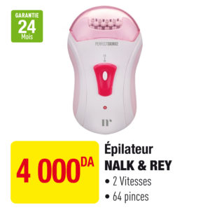 Épilateur NALK & REY
