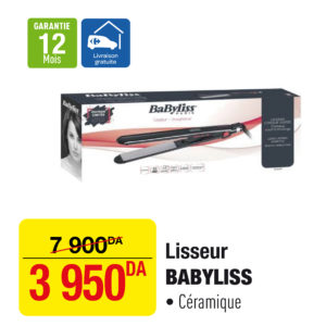 Lisseur BABYLISS