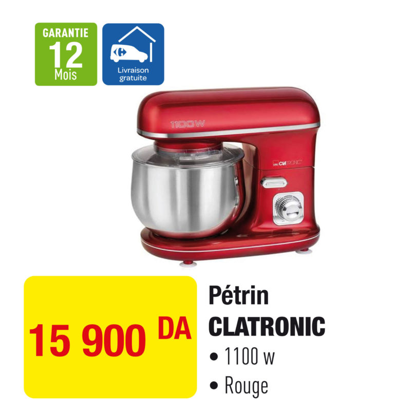 Pétrin CLATRONIC