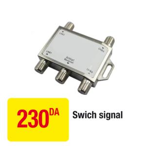 Switch signal