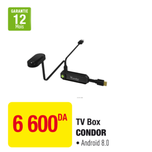TV box CONDOR