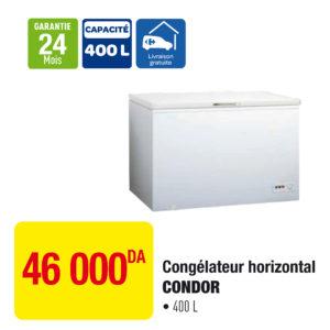 Congélateur horizontal CONDOR