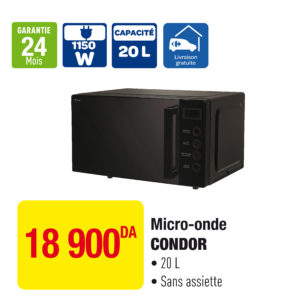 Micro-ondes CONDOR