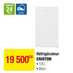 Réfrigérateur CRISTOR