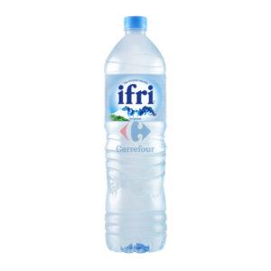Eau minérale IFRI