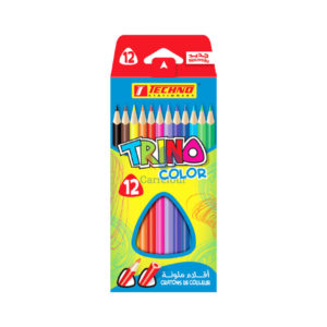 Crayons de couleur TECHNO