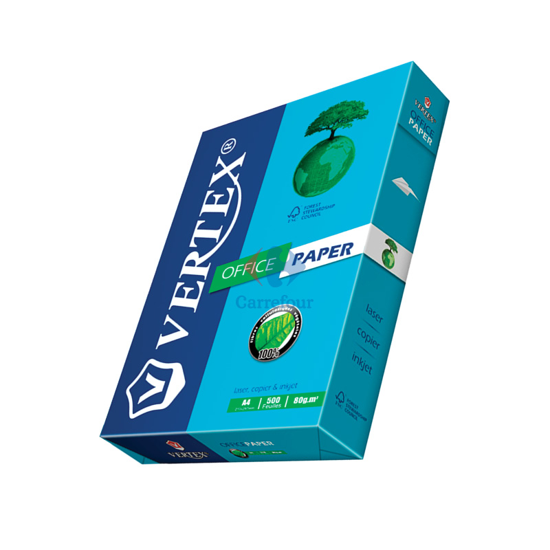 Rame de papier VERTEX