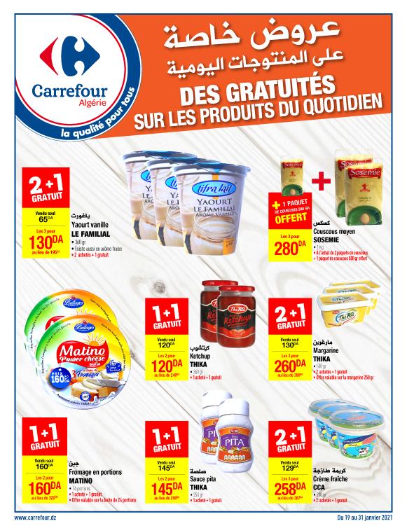 Catalogue Gratuités